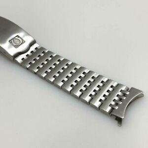 RARE!!! Vintage Original NOS OMEGA 672 Stainless Steel Bracelet 18MM