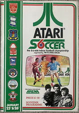 More details for atari soccer 6 1983 with 'extras'