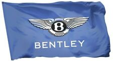 Bentley Flag Banner 3X5FT W12 Continental Arnage Flying gt Coupe Mulliner Spur