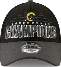 63de63916e4 Los Angeles Rams Era 2018 NFC Conference Champions Locker Room 9forty Hat