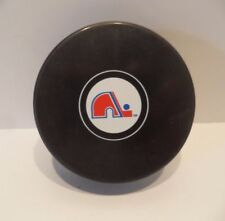 Vintage Quebec Nordiques Official NHL Licensed Hockey Puck BRAND NEW!