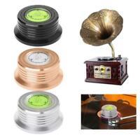 Aluminium Plattengewicht LP Disc Stabilizer Plattenspieler Vinyl Clamp