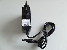 Steckernetzteil 9V/1A  Adapter OV-A002 Hohlstecker 5,5/2,1mm