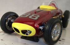 Racer Vintage Indy Race Car 1960s Sport Midget Sprint F 1 Metal Carousel Red 18