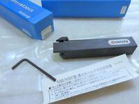 """Kyocera KGDR165T10 KGD Right Hand 1.00"""" External Grooving Intregal Shank Holder"""