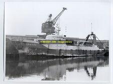 "tr523 - Fishing Trawler - Siku , built 1975 - photo 8"" x 6"""