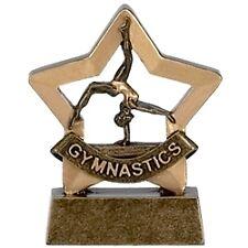 """""""Mini Star Female Gymnastics  Gymnastics  Trophy Award"""""""