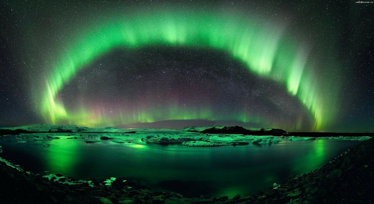 Northern Lights Hibiny