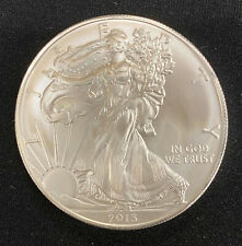 WALKING LIBERTY - USA - AMERICAN EAGLE 1oz SILVER 2013 BULLION INVESTMENT COIN