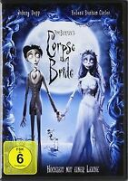 Tim Burton's Corpse Bride - Hochzeit mit einer Leiche von... | DVD | Zustand gut