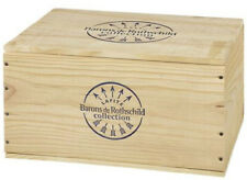 Bordeaux von Barons de Rothschild Lafite  6 x 0,75l  in Orignal-Holzkiste