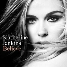 KATHERINE JENKINS - BELIEVE (PLATINUM EDITION/+DVD) NEW CD