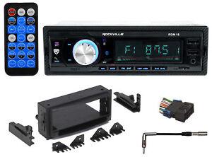Digital Media Bluetooth MP3 USB/SD Receiver For 99-02 Chevy Silverado 1500/2500