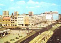 AK, Dessau, Wilhelm-Pieck-Straße, Kreuzung, 1979