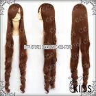 Rozen Maiden Suiseiseki Cosplay wig cosume 130CM long ver