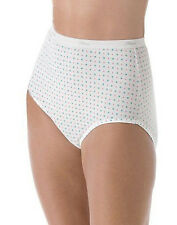 2fdfc4a27510 Hanes Women's No Ride Up 100%25 Cotton Brief 6-Pack - style PP40