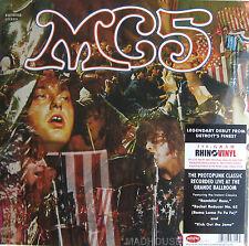 MC5 LP cacciare il Jams dal vivo presso la grande sala da ballo 180 grammo SIGILLATO ri-masterizzato