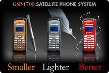 Globalstar Satellite Phone Rental 1 Week w/ FREE Unlimited Voice Included!
