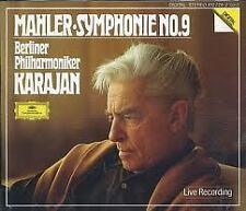 Mahler: Symphony No 9 / Karajan, Berlin Philharmonic - CD