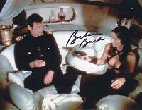 BARBARA BACH SIGNED 007 JAMES BOND 8x10 PHOTO 5 - UACC & AFTAL RD AUTOGRAPH