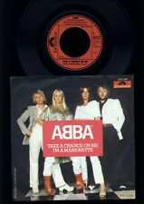 ABBA - Take a Chance on Me - I'm a Marionette - GERMANY