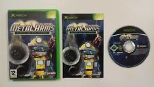 METAL ARMS Glitch In The system - XBOX - pal - complet -
