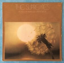 SUPREMES ~ PRODUCED & ARRANGED BY JIMMY WEBB ~ 1972 US 11-TRACK VINYL LP RECORD