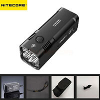 NITECORE Concept 2 Rechargeable Flashlight C2 Searchlight Compact Torch 6500 LM