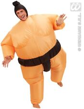 Aufblasbares Kostüm, Sumo, Ringer aufblasbar, Karneval  7552