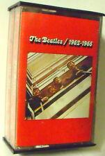 THE BEATLES - 1962-1966 - 2 Musicassette Cassette Tape MC K7 Sealed