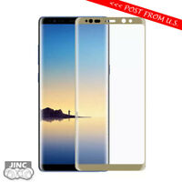 3D Curved Tempered Glass Screen Protector for Samsung SM-N950 Galaxy Note 8