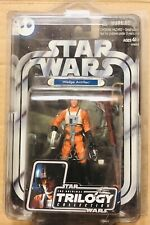 Star Wars Wedge Antilles Original Trilogy Collection Figure (2006) W/ Protector