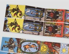 Nacoo's Kawaii Small Label Sticker Set ( 48 pcs in paper box ) - Tarot MINI