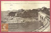 CPA-13- Marseille Promenade de la Corniche - Pont de Fausse Monaie