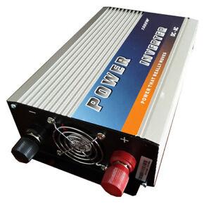 Convertisseur de tension 12V/220V 1000W
