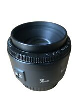 Canon EF 50mm f/1.8 AF Lens Great Condition