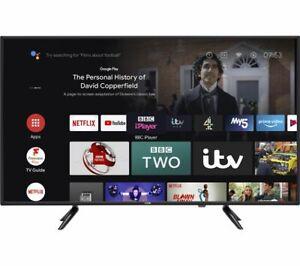"Logik L40AFE21 40"" Widescreen Smart Full HD LED TV - Black"