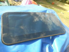 Vw Polo 6N1 Sunroof Panel. Glass with backing. 1994 - 1999 6N0877051