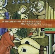 David Munrow - Instruments Of Middle Age And (NEW 2 x CD)