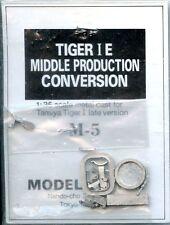 Modelkasten 1:35 White Metal Tiger I Mid Conversion for Tamiya Tiger I Late #M-5