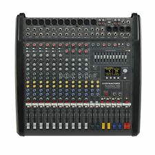 DYNACORD POWERMATE 1000-3 10-CHANNEL COMPACT MIXING SYSTEM **EXCLUSIVE SELLER**