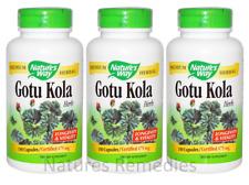 Nature's Way, Gotu Kola Herb, 475 mg, 540 Capsules