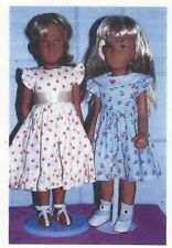 """Sewing pattern fits 16"""" dolls  SASHA and other dolls same in size"""