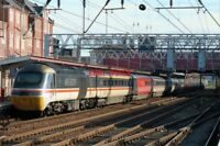 PHOTO  CLASS 43 HST 43196 AT CREWE ON 17/09/99
