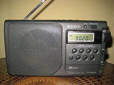 SONY ICF-M760S Radio FM SW MW 3 Band Receiver