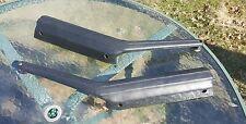 1982 - 92 Camaro Firebird BLACK Armrest Door Pulls 83 84 85 86 87 88 89 90 91