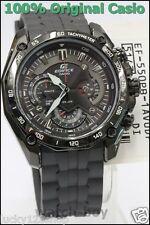EF-550PB-1A Casio Men's Watch Edifice Resin Band Chronograph Date Tachymeter Box