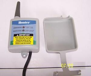 Hunter Sprinkler WRCLIKR Wireless Rain-Clik Sensor Replacement Receiver Only