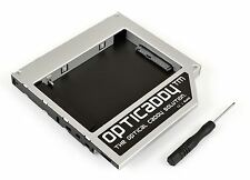 Opticaddy 2ème SATA-3 HDD/SSD Caddy pour Dell Inspiron 3520 3721 5425 5520 5521