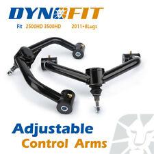 2-4'' Black Upper Control Arm For 2011+ GMC Chevy Sierra Silverado 2500 3500 HD